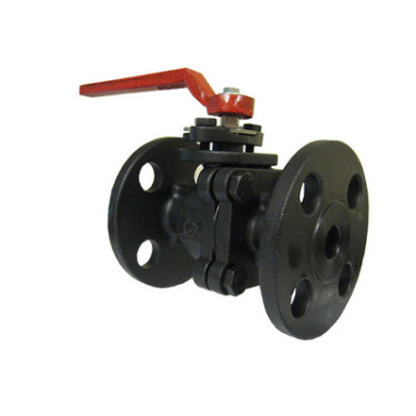 Split Flange Carbon Steel Full Port Flanged Ball Valve