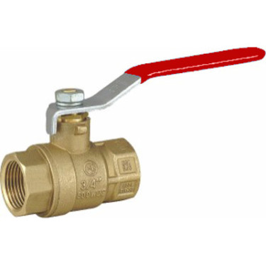 brass ball valve with threaded ends